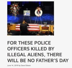 Read more about the article Unlike all other crimes, those committed by illegal aliens are 100 percent preve…