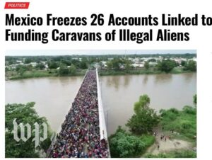 Read more about the article More details:  Mexico has frozen the assets of 26 accounts that were paying to h…