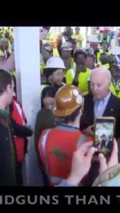 "2nd Amendment: Joe Biden Yells At Blue Collar Worker ""You are full of crap!"""