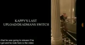 Posted @withrepost • @gypsy_crusader88 Isaac kappy last post the deadman switch …