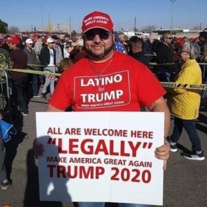 Everyone is welcome LEGALLY! #MAGA Partners: @kagbabe2 & @politicaloco2.0…