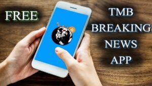 The Millennial Bridge UPDATE: TMB Breaking News App, TMB Social Media App