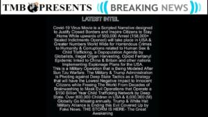 Latest Intel On Coronavirus – What's Coming Next