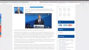 "Putin Spoke On U.S ""Paedophilia"" (Pedophilia) & Satanic Ritual In 2013 – MSM Falsifies Translation"