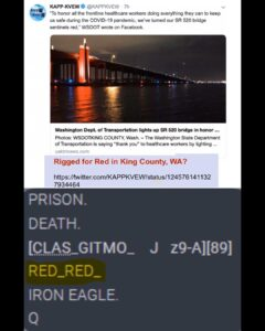 Gitmo Operation Ongoing? – Rigged For Red In King County, WA