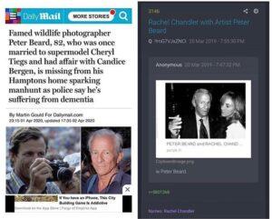 Peter Beard Has Gone Missing – Rachel Chandler Connection To Peter Beard