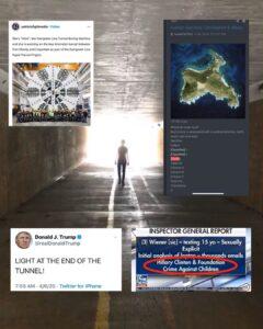 "Underground Tunnels Masking Human Sacrifice, Cannibalism & Hillary – She's ""Alice"", the Evergreen Line Tunnel Boring Machine"