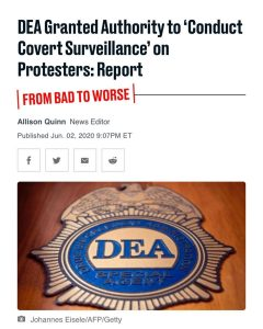 The DEA you say?…