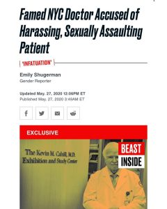 """BOOOOOM """"I know every doctor on New York."""" – EpsteinA shocking new lawsuit accuses a prominent Manhattan physician—kno…"""