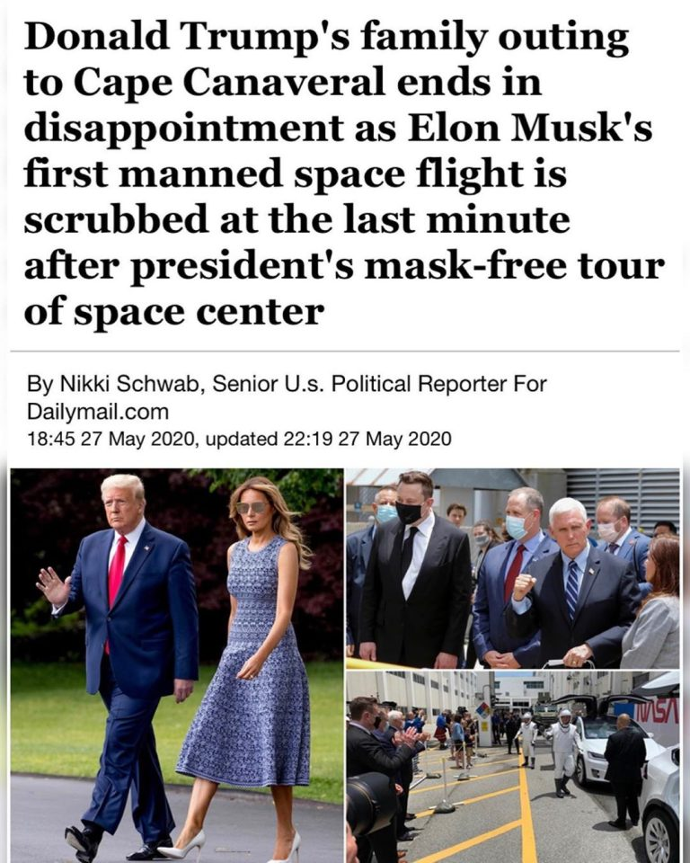 SPACE IS CANCELLED …