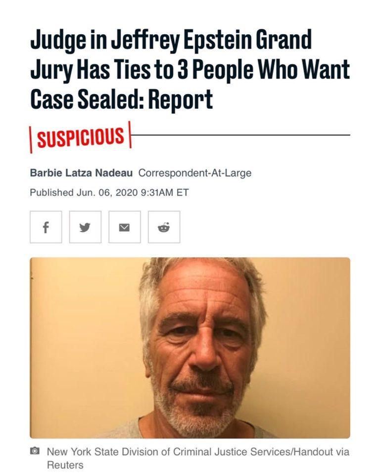 A grand jury you say? …