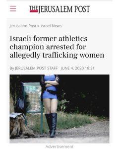 """Atleast 3,000 of Israel's """"sex workers"""" were underage as of 2019. Via @antoinetteblike_cgs …"""