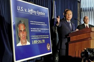 SDNY Attorney Geoffrey Berman Apparently Geoffey Undercharged Epstein & Gave Them 3 weeks To Destroy Evidence On Pedophile Island Before Raiding It
