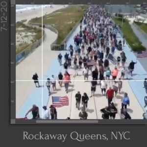 #BacktheBlue Rally for the #NYPD in Rockaway, Queens! . . . #maga #kag #trump2…