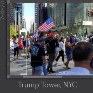 #Nyc #Trump2020 #trumprally #maga #kag #usa…