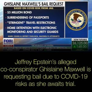 One or more victims of Jeffrey Epstein will tell a judge Tuesday that his ex-gir…