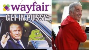 Wayfair Child Trafficking Scandal, Eminem / Epstein Flight Logs, and MORE