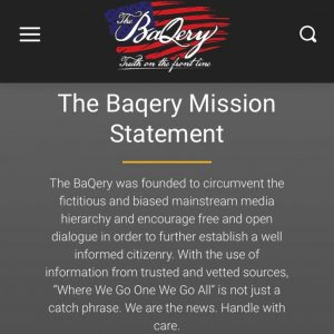 Website is back online! ((www.TheBaQery.com)) Edit: it'll take 24-48hrs to finis…