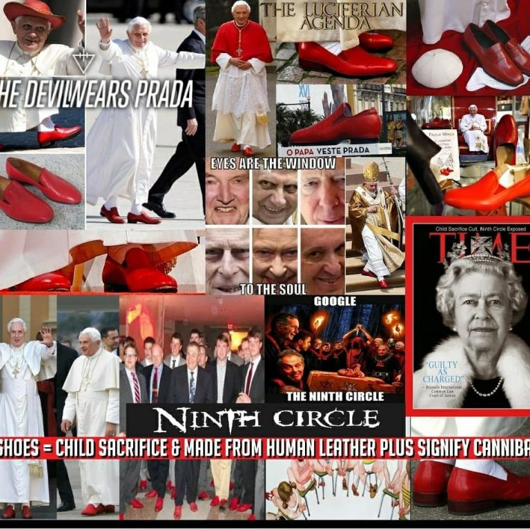 The red shoe club. This is a group of the sickest people on the planet. They are…