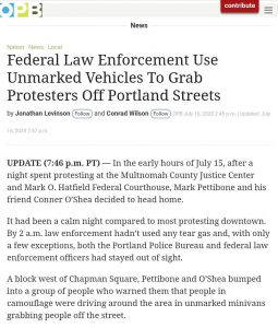 Because filming yourselves committing felonies was a good idea. Justice Dept. H…