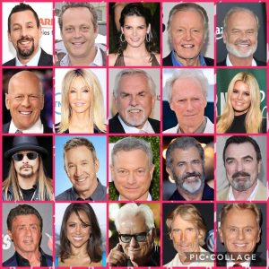 Hollywood Trump supporters