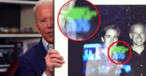 'Teleprompter Joe' had to make sure he got his kid's names right. He won't be on