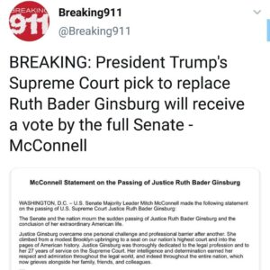 Read more about the article You think the left are acting insane right now?  Its about to get much, much wor