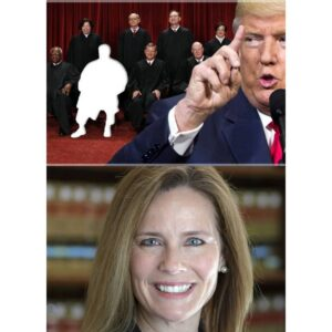 Where I'd place my bet. Amy Coney BarrettBarrett, 46, was a former law clerk t