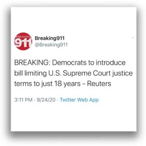 Read more about the article Will this be the bargaining tool that allows us to negotiate Senate and congress