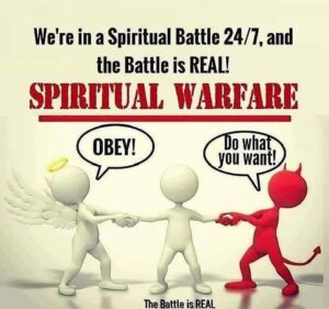 Read more about the article LIVING A GOD CENTERED LIFE WILL COME WITH ATTACK FROM THE ENEMY….   The attack