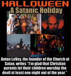 Read more about the article It's the month for Halloween. I can only hope that the majority of you have woke