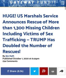 Read more about the article But Save the Children is a distraction havent you heard? Via