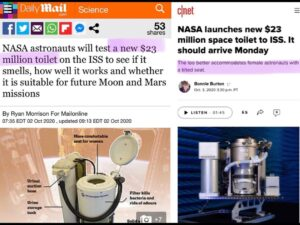 ENOUGH! NO MORE! We will not sit by any longer while spacetards let NASA and Spa