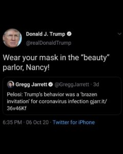 Hilarious that he put beauty in quotes. More hilarious that he calls it beauty p