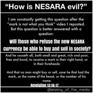 Read more about the article Understand NESARA is simple, but important.  • •