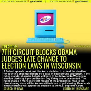 MADISON, Wis. (AP) — A federal appeals court on Thursday blocked a decision to e