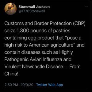 This sounds like bio terrorism via processed foods.