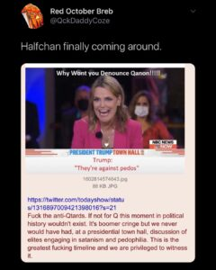 4chan finally coming around.