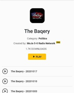 Dan Formerly w w g 1 w g a _ And Rabbit17 takes over the baqery podcast 10/17