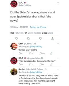 Read more about the article I'm not sure how I missed this, but I am just now learning that Biden had his