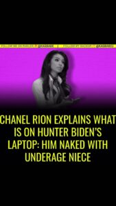 Very sad and troublesome. Hunter Biden is a SICK TWISTED MAN