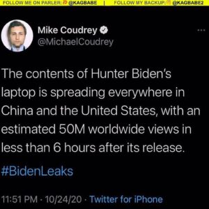 "Breaking News! Hunter Biden's Sex Tapes, The CCP's ""BGY"" Infiltration in the U.S., Evil Alliance to Dominate the World – GNEWS"