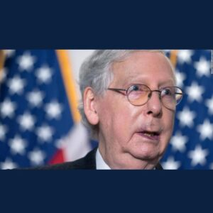 Read more about the article Senate Majority Leader Mitch McConnell refused to answer questions about his hea