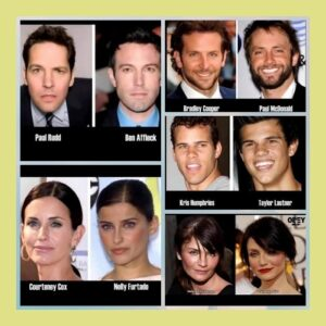 Read more about the article Why do they all look alike? This is a small sample of lookalikes. Something weir