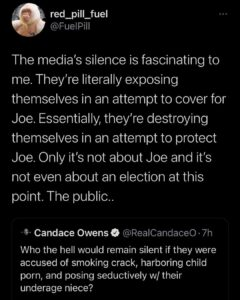Media or Joe, it matters not.