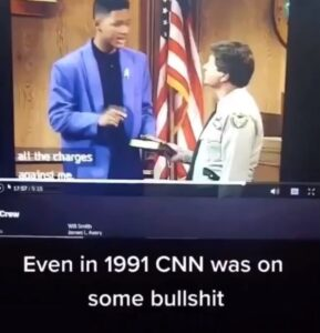 Before Will Sm!th was brainwashed. Based.