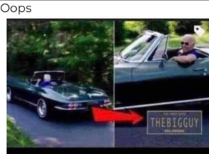 "FALSE: Joe Biden's Driving Around With Custom License Plate: ""The Big Guy"""