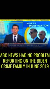 Read more about the article This report is from June 20, 2019. Now they want to pretend this never happened.