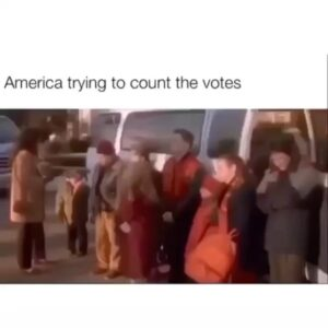 America Trying To Count Ballots