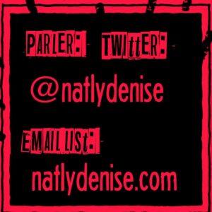 Natly Denise Backup Accounts: